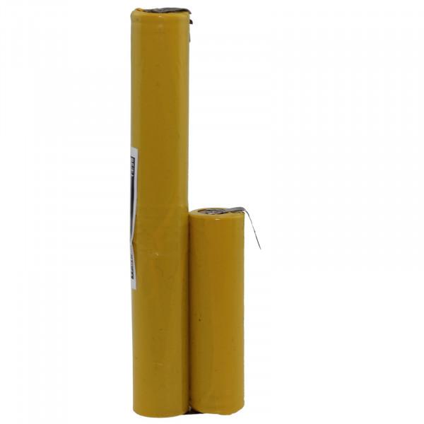 Gardena ACCU 100 - Ersatzakku 10,8V - 2,6-3,0Ah Li-Ion für Grasschere