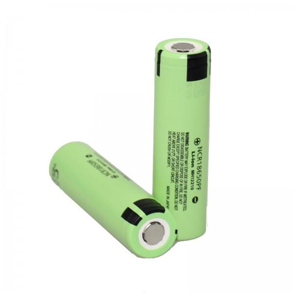 Panasonic NCR18650PF / 18650 / 3,6V / 2,90Ah / Li-Ion