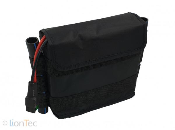 18-Loch - Golfbatterie 24V mit 11Ah/264Wh