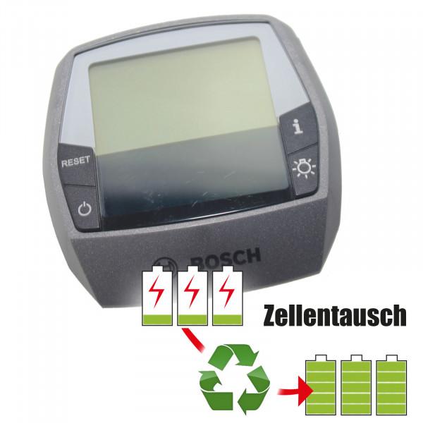 Akkureparatur - Zellentausch kompatibel für Bosch Ebike Display 3,7V / 1,22Wh